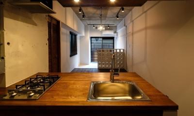 Teida 001 (キッチン)