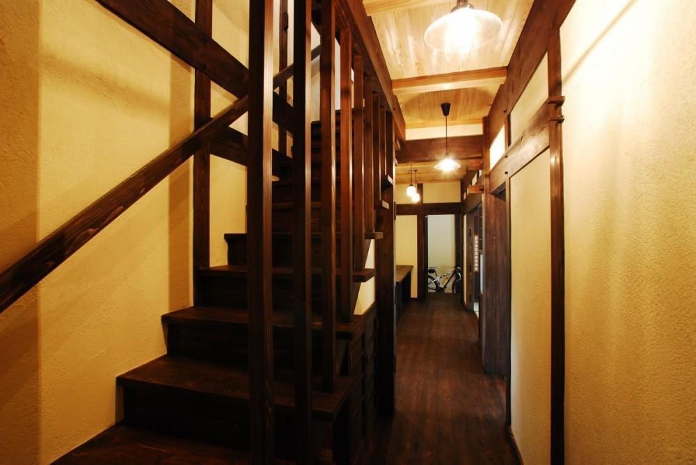 京建具の家 (階段)
