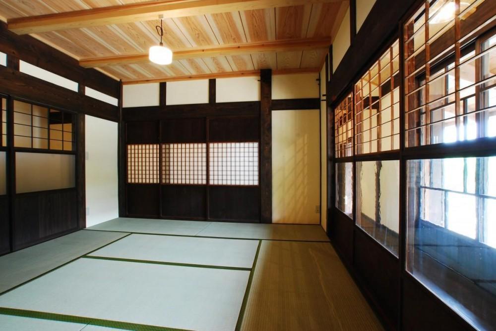 京建具の家 (和室)