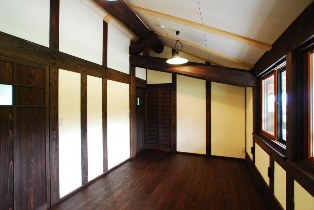 京建具の家 (洋室)