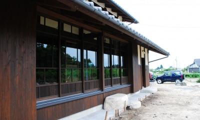 京建具の家 (外観)