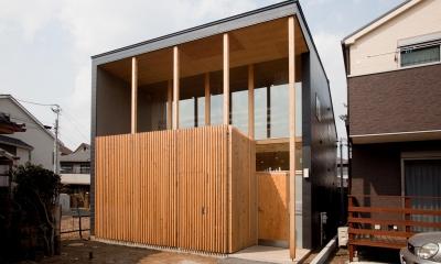 貫井北町の住宅
