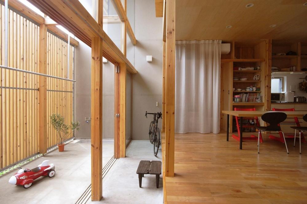 水石浩太/水石浩太建築設計室「貫井北町の住宅」