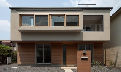 東大泉の住宅