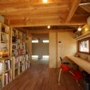 小島建一の住宅事例「ののの家―コンパクトな2世帯住宅」
