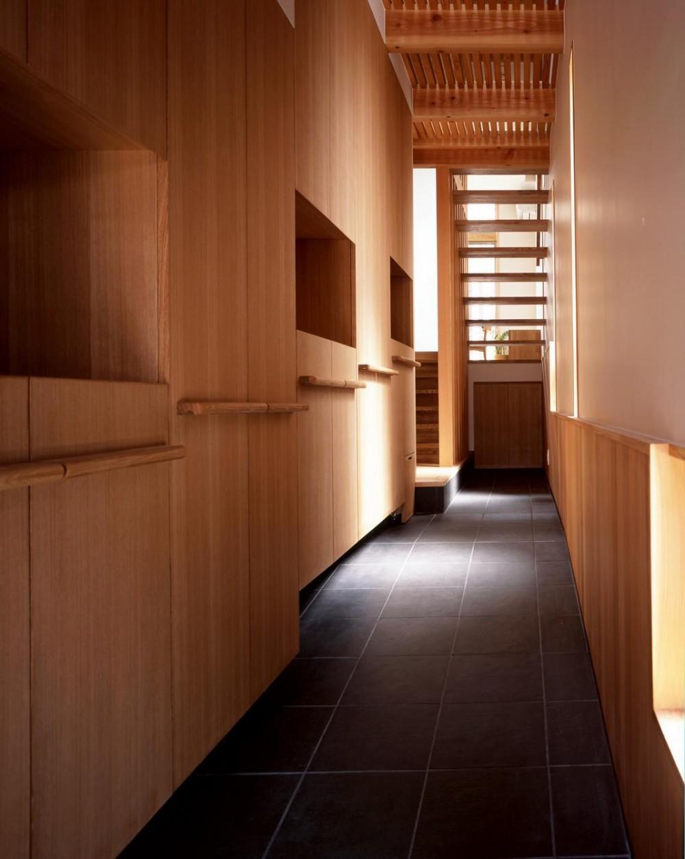 建築家:鈴木 道子「南城戸町の家」