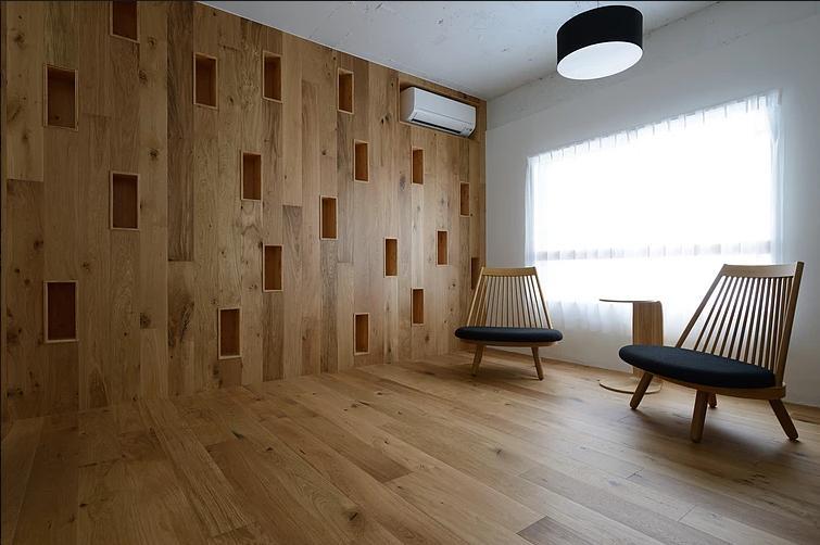 船橋のシェアハウスの部屋 心地よさを感じる空間