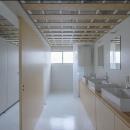 船橋のシェアハウスの写真 シンプルな洗面室