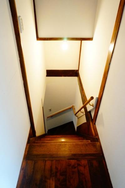 階段 (麻布の長屋リノベーション)