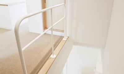 賃貸ビルリノベーション・NAOビル (賃貸ビルリノベーション・NAOビル  階段 屋内)