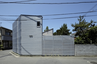 茅ヶ崎の家 (茅ヶ崎の家 外観)