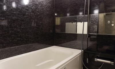 インダストリアルスタイル (浴室)
