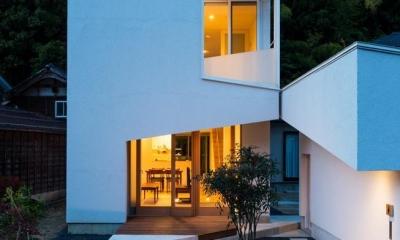 刈羽村の家