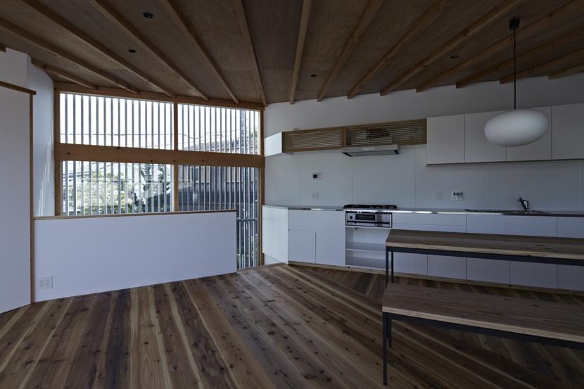 茅ヶ崎の家の部屋 茅ヶ崎の家 キッチン