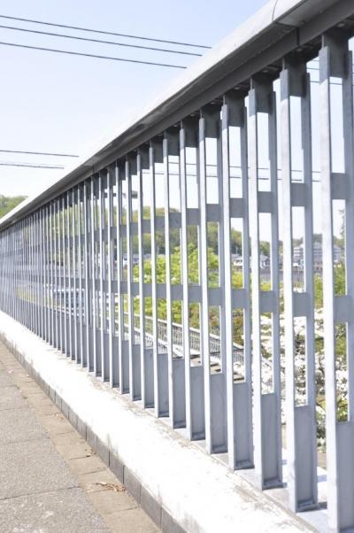 鶴牧西公園歩道橋 (高欄1)