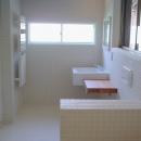 立川の家 浴室