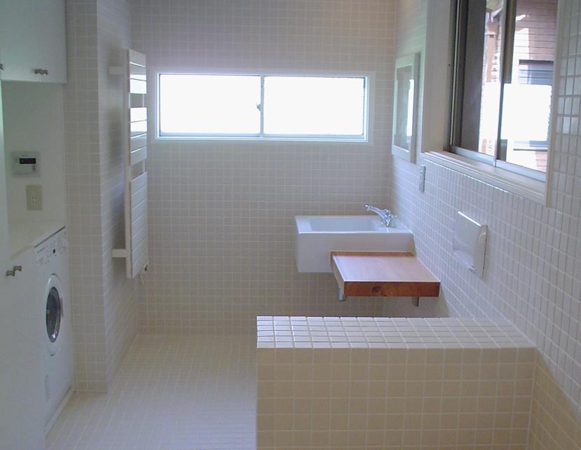 立川の家の写真 立川の家 浴室