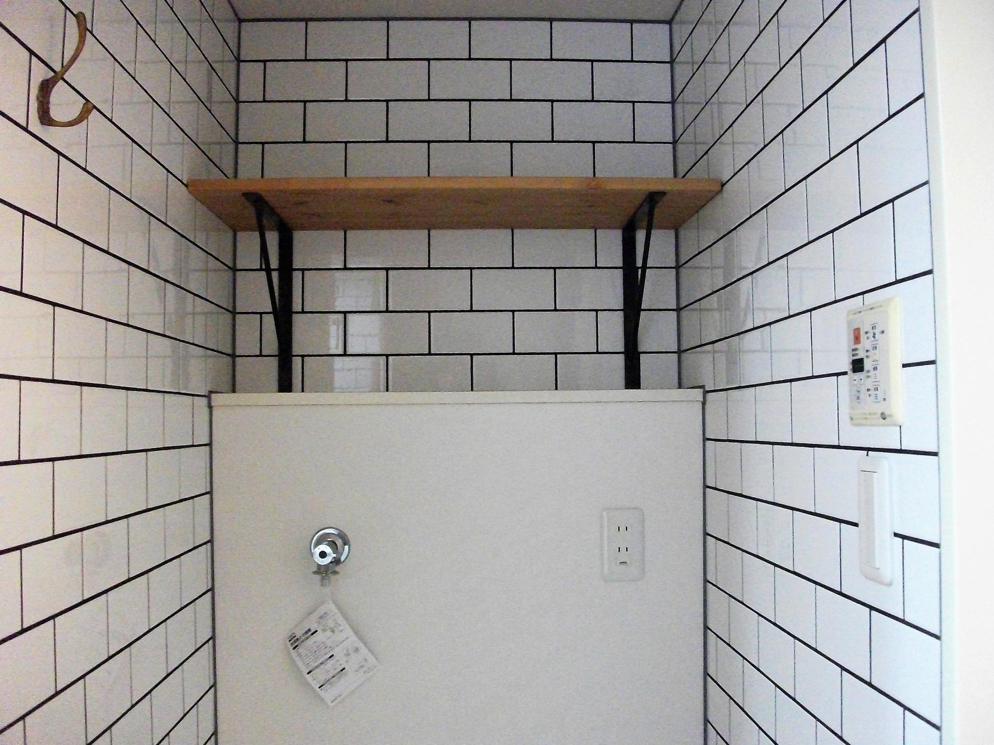 ビンテージマンションの写真 洗濯機置き場