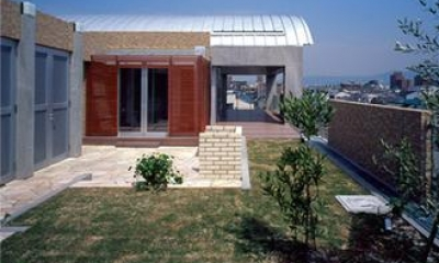 屋上庭園|カーサカーラY邸