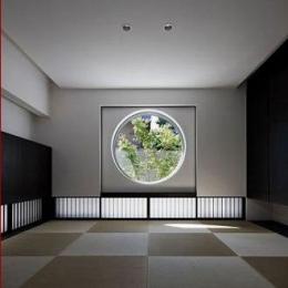奈良登美ヶ丘F邸 (ピクチャーウィンドウのある和室)