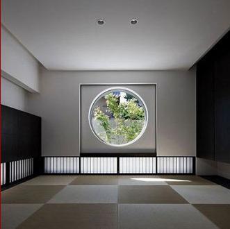 奈良登美ヶ丘F邸の写真 ピクチャーウィンドウのある和室