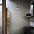 大岡山の家の写真 大岡山の家 キッチン
