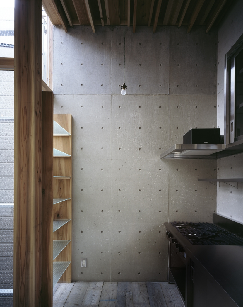 大岡山の家の部屋 大岡山の家 キッチン