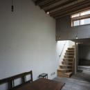 大岡山の家の写真 大岡山の家 リビングダイニング