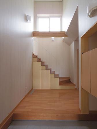 小坂渡ノ羽の家の写真 玄関ホール