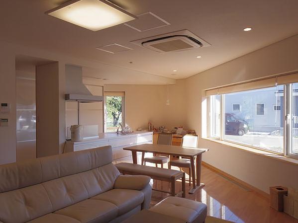 小坂渡ノ羽の家の写真 LDK