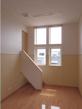 小坂渡ノ羽の家の写真 事務所
