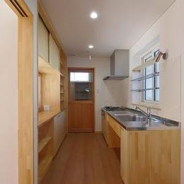 キッチン (たつみの家)
