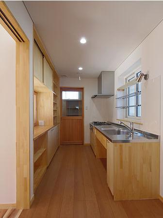 たつみの家の部屋 キッチン
