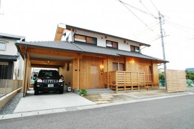 NOMURA-MINKA (外観)