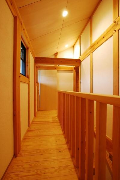 廊下 (NOMURA-MINKA)