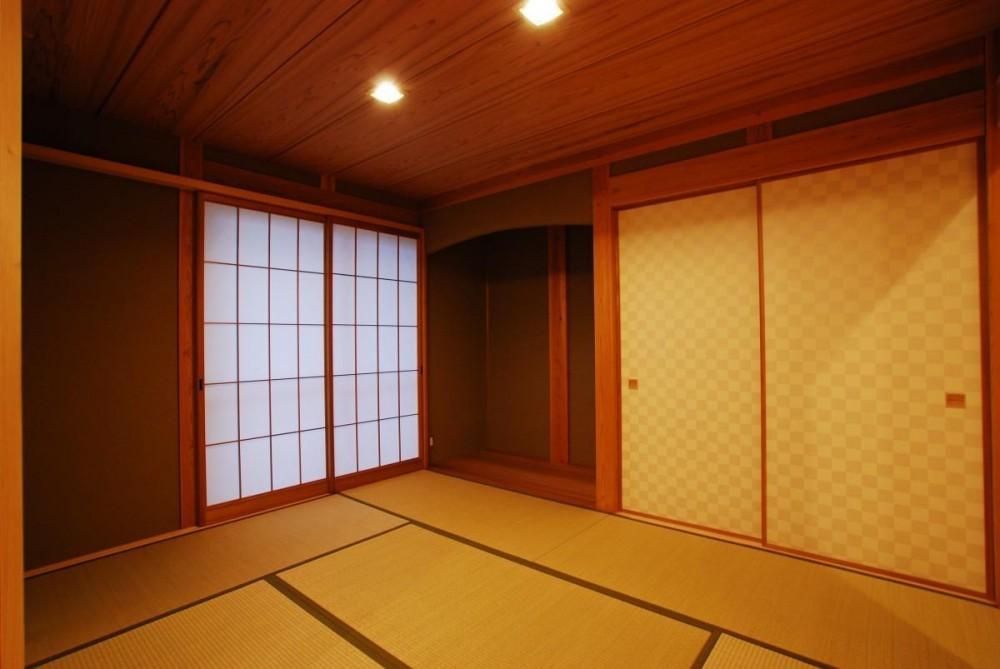 NOMURA-MINKA (和室)