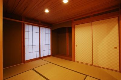 和室 (NOMURA-MINKA)