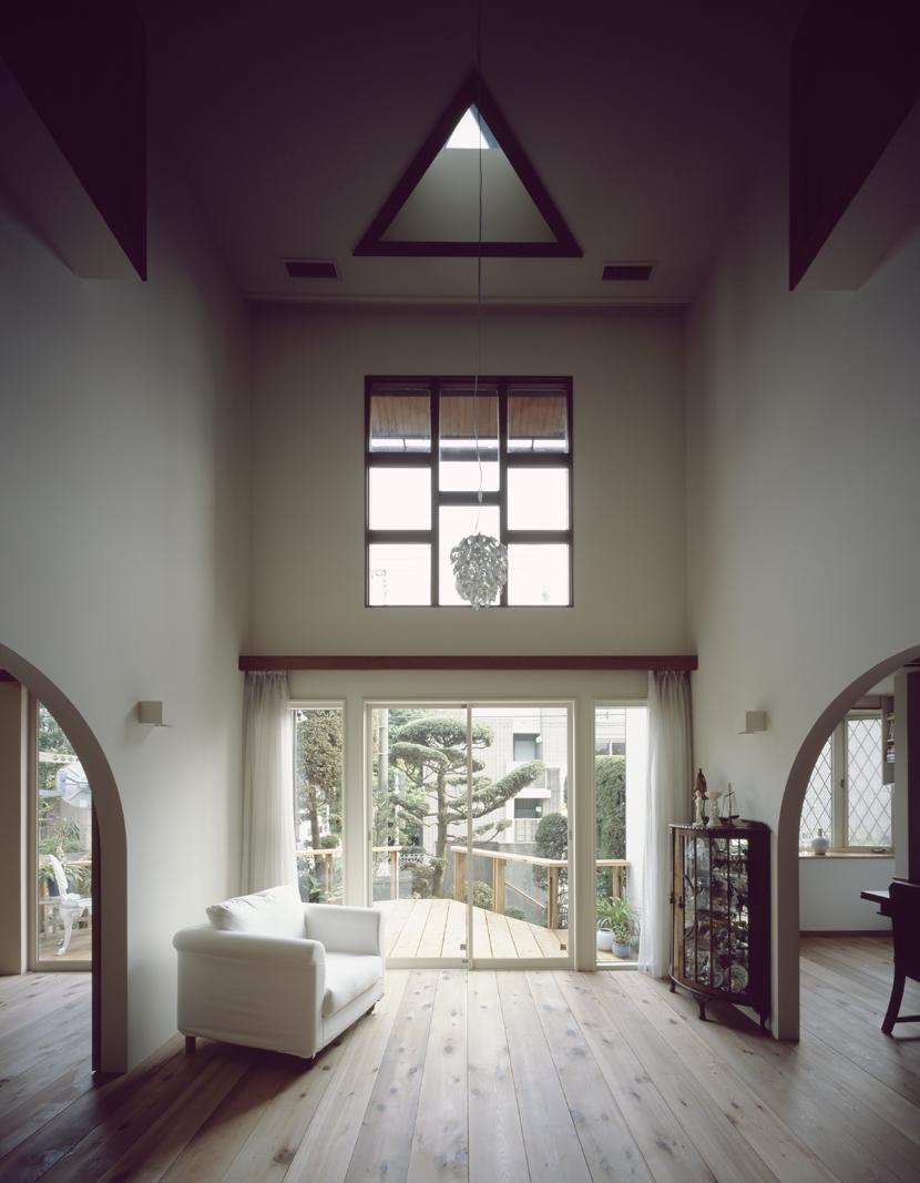 善福寺の家の写真 善福寺の家 リビングダイニング