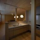 UH-teiの写真 機能的なキッチン
