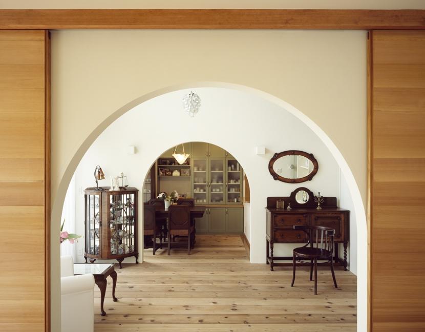建築家:浅利幸男「善福寺の家」
