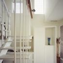 善福寺の家 階段