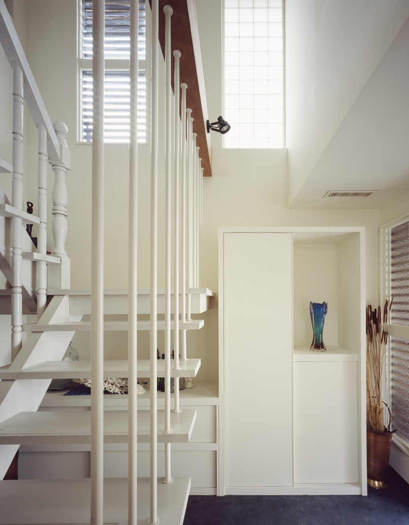 善福寺の家の写真 善福寺の家 階段