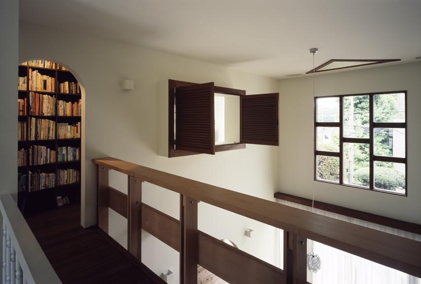 善福寺の家の部屋 善福寺の家