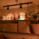 水雅の住宅事例「最小限のスペースで最大限のやりたいことを実現!2人の1LDK」
