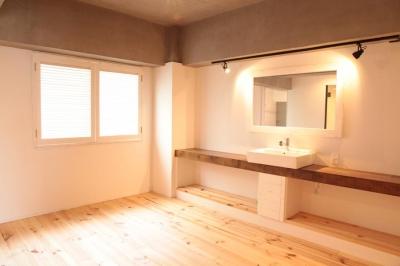 LDKと個室がゆるやかにつながるリラックス空間 (フリースペース)