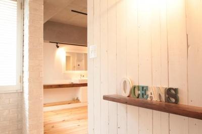 LDKと個室がゆるやかにつながるリラックス空間 (こだわりの小物)
