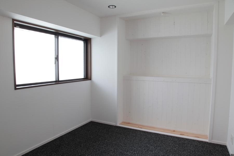 オーシャンビューも楽しめるリゾートのような空間の写真 寝室