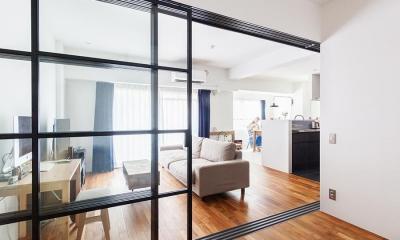 O邸-「リビング隣の個室、どう使うか問題」について考える