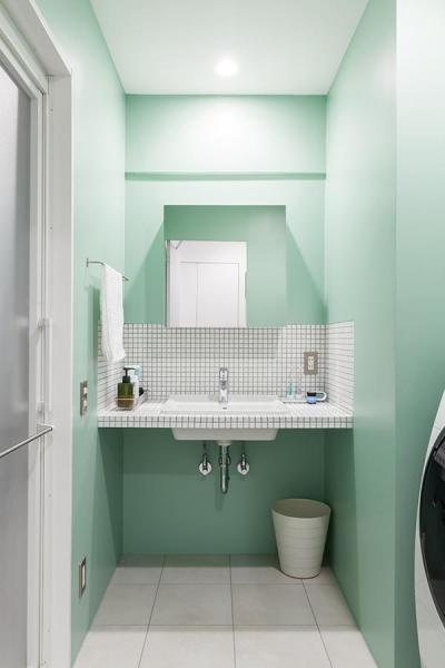 トイレ (O邸-「リビング隣の個室、どう使うか問題」について考える)