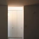 給田の家の写真 給田の家 玄関